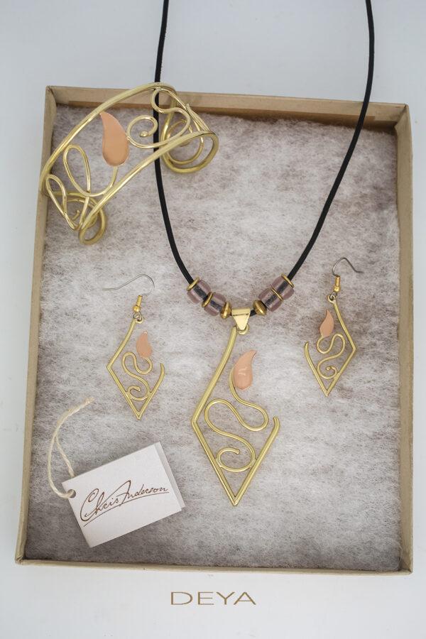 Chris Anderson Copper & Brass Jewelry