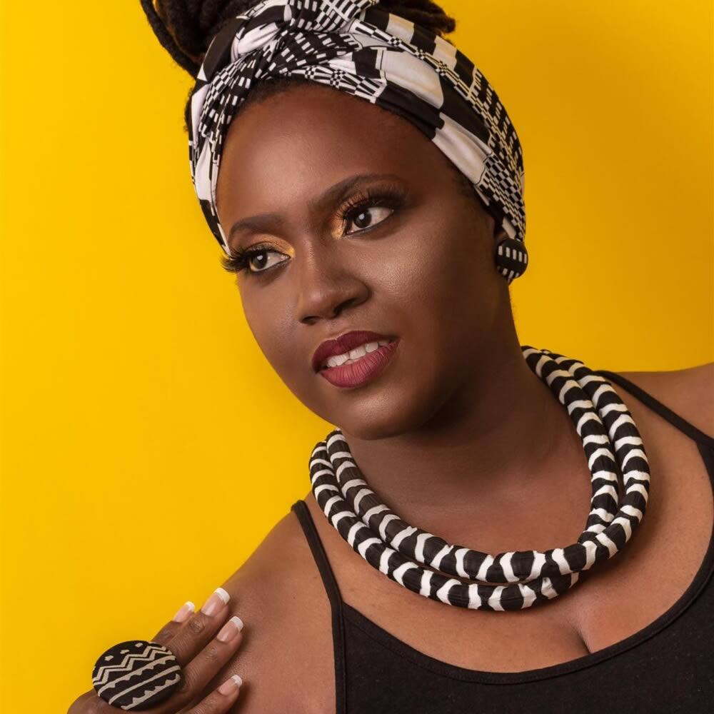 Freedom!! African Fashion meets Caribbean Fashion.