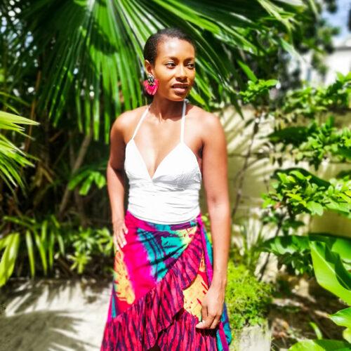 Bene Caribe Maracas Skirt