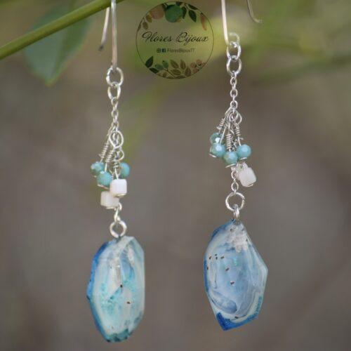 Waterfall Jewel Earrings