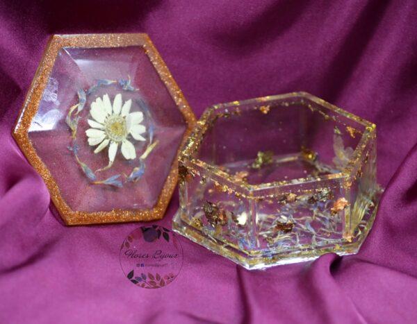 Floral Jewellery Box